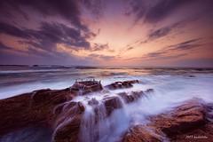 minami-boso rock Long exposure (koshichiba) Tags: blue light sunset sea orange seascape nature rock japan canon landscape eos long exposure magic tide wave explore shore lee  boso    ndfilter f4l   bouso onjyuku  5dsr ef1124mm minaimiboso