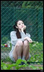 nEO_IMG_DP1U2892 (c0466art) Tags: school light portrait white girl beautiful female canon eyes asia university natural skin outdoor gorgeous taiwan fresh charming pure 1dx c0466art
