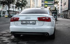 Libya (Tripoli) - Audi A6 C7 Sedan (PrincepsLS) Tags: sedan germany 5 plate license audi libya tripoli dsseldorf spotting a6 libyan c7