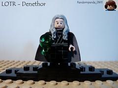 Denethor (randompanda_0611) Tags: lego fig lord lotr rings fantasy figure minifig minifigs hobbit figures tolkien figs minifigure the minifigures of