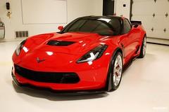c7_z06_z07_esoteric_310 (Esoteric Auto Detail) Tags: corvette esoteric z06 detailing hre c7 torchred akrapovic p101 suntek z07 gyeon paintprotectionfilm paintcorrection bestlookingcorvette z06images