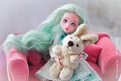Mint_Laura-44 (lucylacri) Tags: monster high doll sweet ooak mint vanilla mh mattel repaint reroot draculaura