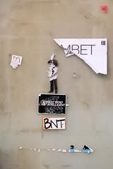 Paris (julien `) Tags: streetart paris collage streetphoto beton streetshot bnt largentrendintelligent
