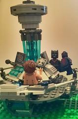 Lost in time (Letgoofmylego) Tags: miguel comics tv lego spiderman peterparker doctorwho bbc terry batman minifig ohara custom marvel batmanbeyond hera brucewayne mattsmith spiderman2099 legoi timetarvel