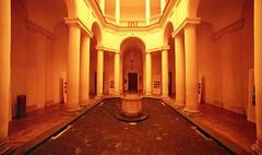 Rome, Saint Charles des quatre fontaines, lomography, 1 (Patrick.Raymond (2M views)) Tags: rome church lomography nikon baroque glise italie borromini expressyourself samyang redscale