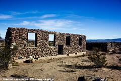 Rock Homestead (Barstow Steve) Tags: trip house rock desert dune springs mojave newberry