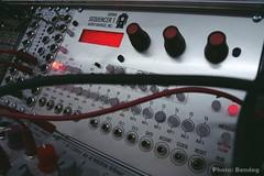 Jam! #02 // Analog Jam Session @ Neu West Berlin (bendeg) Tags: modular boutique roland jamsession aira audiodamage adm06 system500 neuwestberlin airamodular modular500 sequencer1