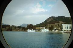 2016-02-07 14.25.36 (pang yu liu) Tags: new travel lake japan tokyo boat year 02 cny pirate 日本 東京 day3 feb hakone lunar jpn 旅遊 新年 ashi 農曆 箱根 2016 二月 蘆之湖 海賊船