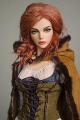 Day 3: Sunny (Mara Fox) Tags: ginger photo jessica eid redhead hunter challenge iplehouse iplehousejessica