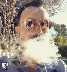 Oh oh oh  Smoke beard anyone?  Fooling around with my cigar today  (steven_cigale) Tags: cigar cigars luxury cigares cigare zigarre cigaraficionado aficionado cigarsmoking cigarsmoker botl  cigarporn   cigarlover  cigarlife cigarians cigaroftheday cigarsmokingmodel amateurdecigare p1p2c