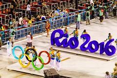Prequel (Rice Bear) Tags: carnival rio riodejaneiro carnaval olympics sambadromo 2016 sambadrome