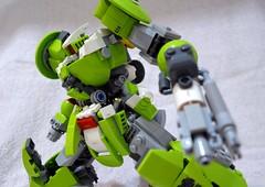 gcoref11 (chubbybots) Tags: lego armored core mech moc