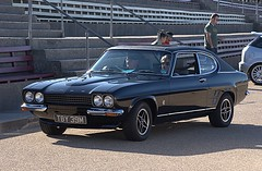 Ford Capri Mk1 (Lazenby43) Tags: rs fordcapri forddayblackpool tby39m