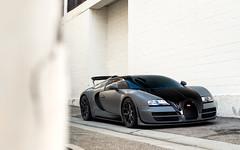 Backstreets of LA. (Alex Penfold) Tags: california cars alex car america grey la los angeles super autos carbon bugatti supercar supercars veyron vitesse penfold 2015