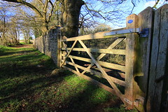 Five bar gate (shaunmartin366) Tags: bristol gate naturereserve goldenvalley wick hinges