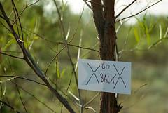 X Go Back X (Sergiy Lenzion) Tags: film analog canon sigma epson analogue 135 analogphotography perfection fd filmphotography 4990 perutz av1 fdmount analoguephotography filmism perfection4990