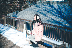 DSC_7850 (Ivan KT) Tags: light shadow portrait woman snow art girl photography lotus taiwan exhibition sight conceptual backlighting