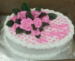 Flowers cake by Lori, Northern Utah, www.birthdaycakes4free.com