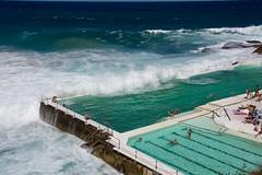 Icebergs Ocean Pool Replenished (armct) Tags: pool bondi marine aqua surf sydney newsouthwales oceanpool