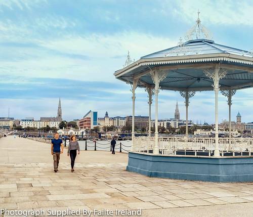 Bandstand - Dun Laoghaire Pier
