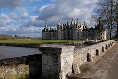 Chteau de Chambord (claudio malatesta) Tags: france castle fuji chambord chateau loire castello claudiomalatesta fujifilmxt10