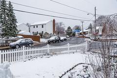 April Fool Snow (kuntheaprum) Tags: snow aprilfool