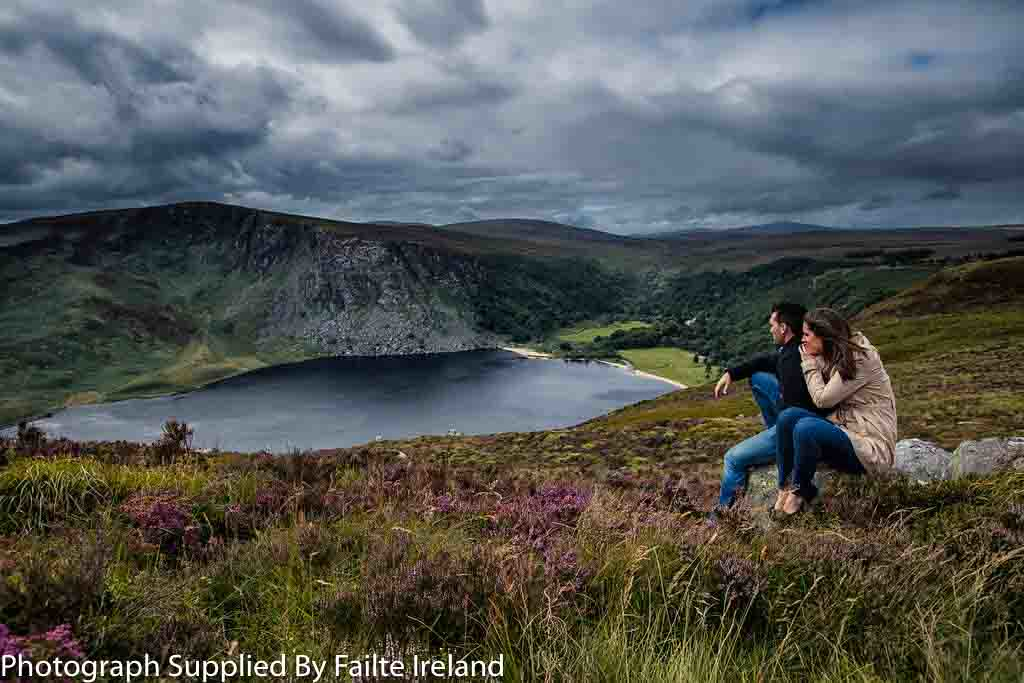 County Wicklow - Lough Tay