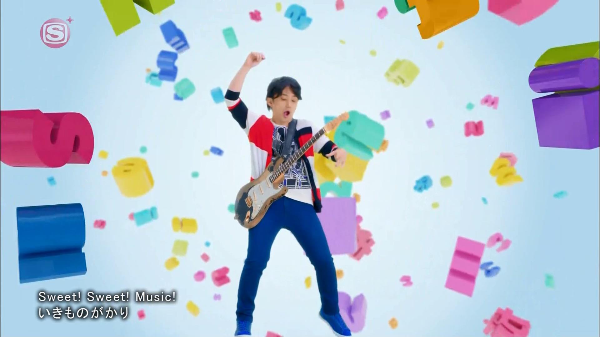 2016.03.16 いきものがかり - Sweet! Sweet! Music!(SSTVPlus).ts_20160316_225644.457