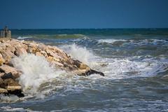 OlyOMD10-3140655 () Tags: sea mare wave  onde fano