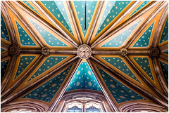 Ornate ceiling... (kevingrieve610) Tags: trip vacation st hotel indoor leisure pancras