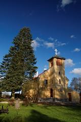 Klasztor staroobrzdowcw w Wojnowie - budynek (jacekbia) Tags: church canon outdoor mazury religion poland polska monastery koci religia klasztor wojnowo starowiercy filiponi