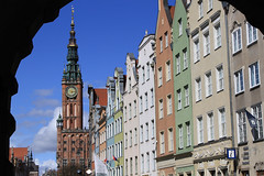 Main Town Hall (Wild Chroma) Tags: tower facade poland townhall gdansk gdask