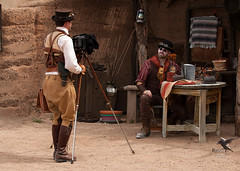 Steampunk  Mercado Photographer 326 (thePhotographerRaVen) Tags: arizona leather fashion tucson goggles mercado fantasy wildwest con steampunk oldtucson steampunkfashion photosbyraven wildweststeapunk wwwc5