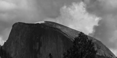 Top of the half (Vitorio Benedetti) Tags: california bw nikon rocks pb yosemite massive granite halfdome nationalparks myfavoritepark d7100 anseladamstribute vbenedetti