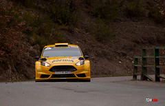 Ford Fiesta R5 - Catudal (tomasm06) Tags: auto sport race rally course rallye paysdegrasse fordfiestar5