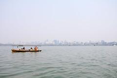 West Lake, Hangzhou, China (zw.ro) Tags: china city lake cityscape westlake hangzhou boatman waterscape