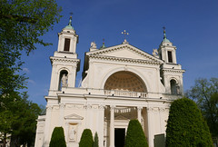 Wilanow (roomman) Tags: old building history church animal facade ancient catholic bright poland holy story mammoth warsaw warszawa wilanow 2016 mammut mamut