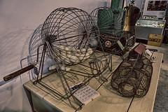 Bingo (gabi-h) Tags: stilllife game vintage table shadows antique balls indoors northumberland bingo warkworth gamecards gabih wirecage