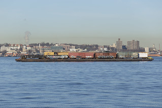 Floating Across the Hudson
