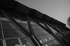 Architecture Birsfelden (Elo_M.) Tags: sunset architecture basel barrage birsfelden stauwerk