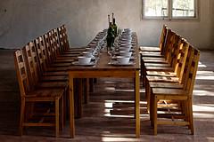 Speisesaal - Romantik (diwan) Tags: canon germany table geotagged deutschland eos google place chairs indoor tisch brandenburg sthle plugins gemeinde speisesaal 2016 bundesland landkreis havelland elstal wustermark olympischesommerspiele1936 speisehausdernationen canoneos650d olympischesdorfberlin colorefexpro4 nikcollection geo:lon=13008947 geo:lat=52536488