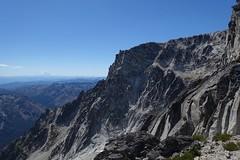 On Little Annapurna (Sean Munson) Tags: mountains landscape washington hiking nationalforest mountrainier rainier enchantments alpinelakeswilderness littleannapurna alpinelakeswildernessarea okanoganwenatcheenationalforest