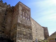 Segovia (santiagolopezpastor) Tags: espaa wall spain medieval segovia walls espagne middleages muralla castilla castillaylen murallas provinciadesegovia