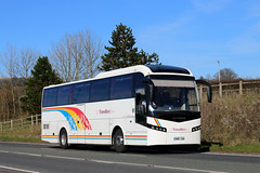 899 CAN (PN07 LLZ) (Cumberland Patriot) Tags: john volvo coach travellers lancashire choice shaw jonckheere the carnforth shv b12b pn07llz 899can