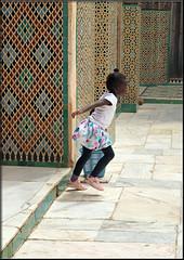 papillon (mhobl) Tags: youth pattern joy tiles maroc fes bouinania