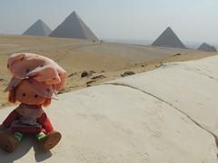 One of the Seven Wonders of the world (Eurynome101) Tags: egypt strawberryshortcake