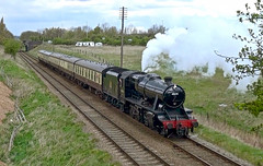 Great Central Railway Loughborough Leicestershire 30th April 2016 (loose_grip_99) Tags: uk railroad england train video leicestershire sony screengrab engine rail railway trains steam april locomotive railways loughborough 280 lms greatcentral 2016 8f woodthorpe stanier uksteam 48624 gassteam