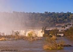 Devils' Throat, Iguazu Falls. Getting a close look! (john.richards1) Tags: people water argentina river nikon sigma falls iguazu d80