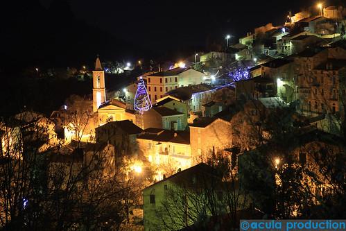 Village à la Noël