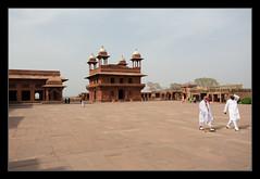 Fatehpur Sikri (Mario Feierstein) Tags: india agra mogul fatehpursiri